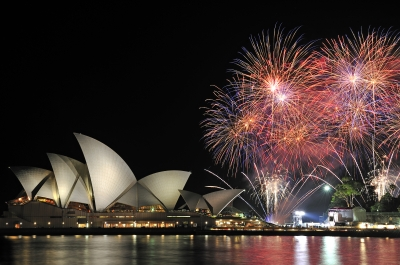 ... takes its theme from the recent January 26 Australia Day celebrations