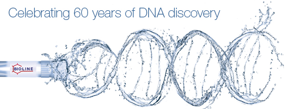 Happy International #DNADay from Bioline: The PCR Company
