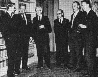 DNA Double Helix Nobel Prize Celebration 1953