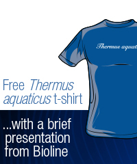 Attend one of our four talks at Analytica 2014 and get a free t-shirt!